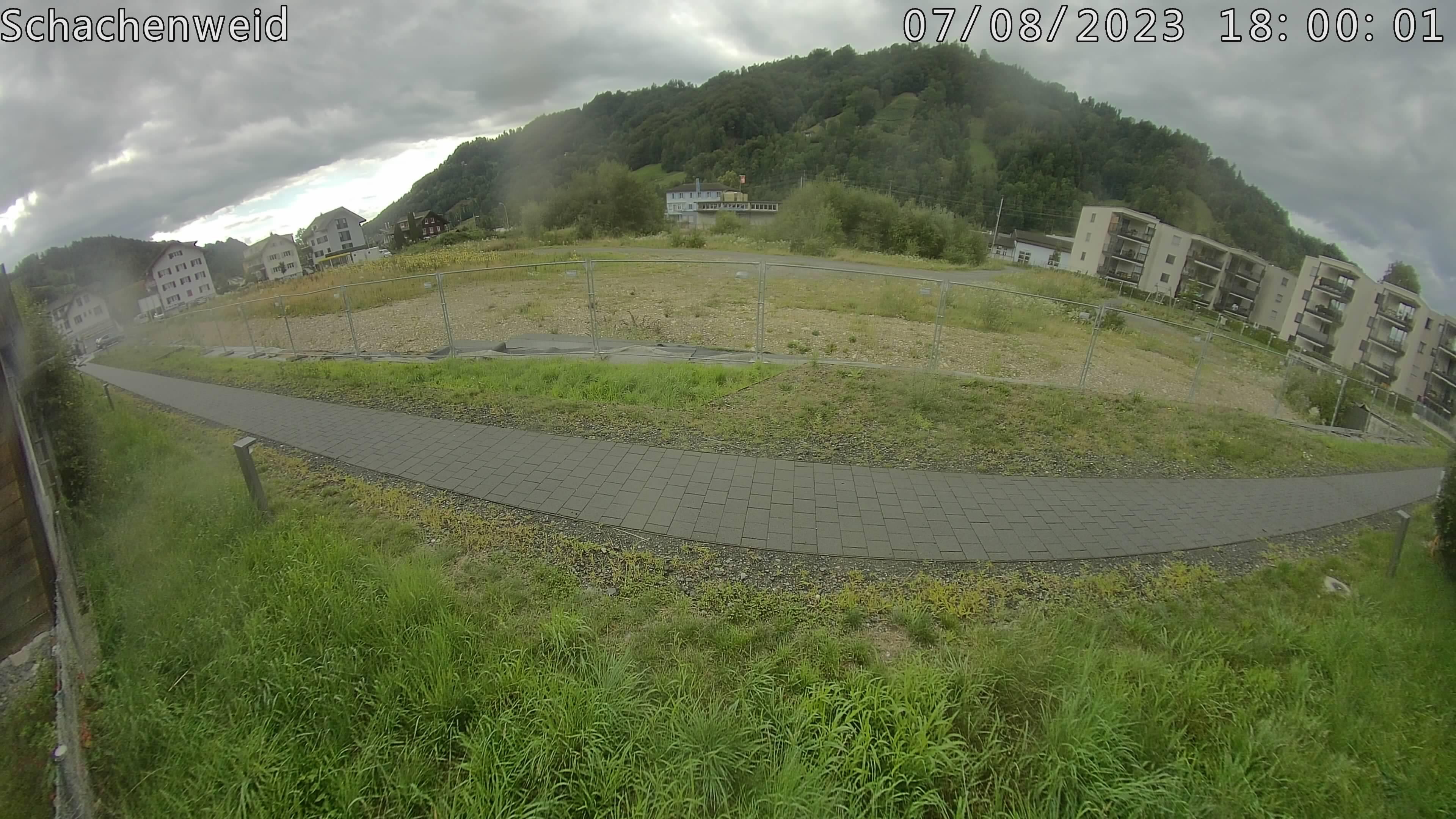 Aktuelles Bild von meiner Webcam